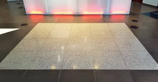 terrazzo raised flooring all access manufacturing