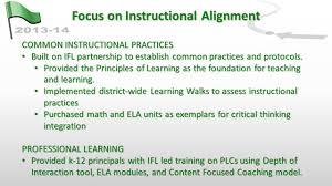 bringing it all together focus on curriculum development