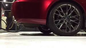 lexus isf wide tires 2013 lexus is f isf is f exhaust sound genuine oe youtube