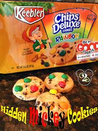 coupon 1 2 keebler cookies great for hidden mickey cookies