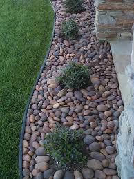 Rock Backyard Landscaping Ideas Best 25 Landscaping With Rocks Ideas On Pinterest Rock Mulch