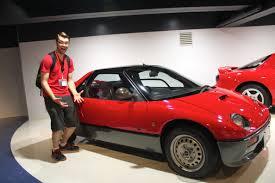 autozam az 1 mazda museum mayhem travels