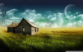 Farm House by Farmhouse Wallpaper The Wallpaper