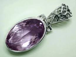 amethyst necklace silver images Amethyst necklaces jpg