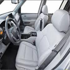 honda car cover car leather upholstery honda pilot seat covers clazzio america