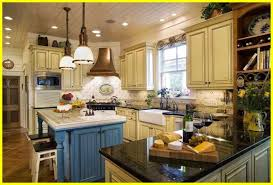 kitchen decor collections amazing the collection of ideas blue country kitchen decor