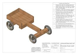 Simple Wood Project Plans Free by Wooden Go Kart Plans How To Build A Wooden Go Kart