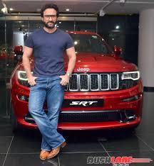 jeep grand cherokee srt red saif ali khan buys jeep grand cherokee srt suv worth rs 1 1 crore