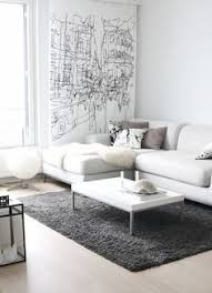 White Home Interior Design by 30 Minimalist Living Room Ideas U0026 Inspiration To Make The Most Of