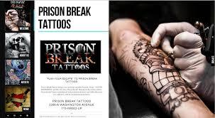 prison break tattoos carlos yanez