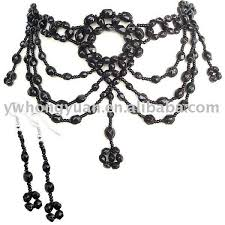 black beaded choker necklace images 94 best victorian necklaces images victorian jpg