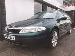 renault laguna 2 0 t 16v extreme 5dr only 78923 genuine miles in