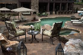 How To Keep Birds Off Your Patio by How To Landscape Around An Inground Pool Install It Direct