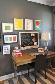 home office decor ann written notes