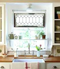 kitchen windows over sink kitchen bay window over sink plus over the sink kitchen curtains