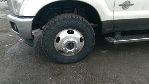 Ford F350 Repo Truck - f350 drw larger tire help ford truck enthusiasts forums