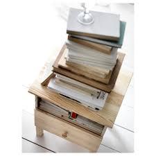 Nightstand Bookshelf Bedroom Exquisite Ikea Tarva Nightstand Creative Design For