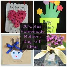 homemade mothers day gifts 20 of the cutest homemade mother s day gift ideas city girls and