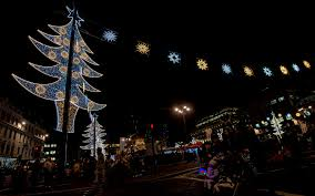glasgow edinburgh dundee and perth switch on christmas