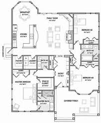 southern style house plans 2674 square foot home 1 story 4