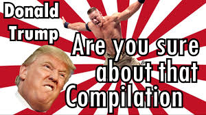 Funny John Cena Memes - john cena are you sure about that donald trump funny