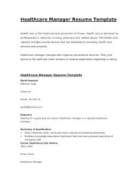 Electronic Resume Example by Vibrant Healthcare Resume Template 6 24 Amazing Medical Resume