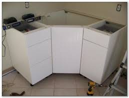 Image Of Corner Kitchen Cabinet Organizers Corner Kitchen Cabinet - Corner sink kitchen cabinets