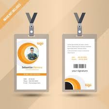 id card graphic design id card vectors photos and psd files free download