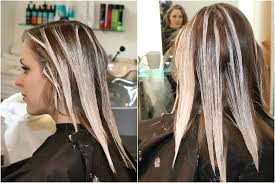 does hair look like ombre when highlights growing out hair contouring makeovers before and after highlights make hair