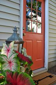 Red Door Paint by Dwell By Cheryl Front Door Paint Giveaway