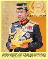 sultan hassanal bolkiah rumpunsuara
