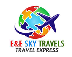 travel express images E e sky travels travel express home facebook