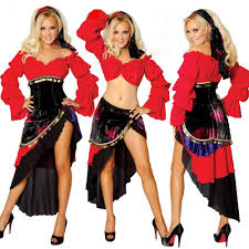 Halloween Costumes Spanish Dancer Shop Sale Free Shipping Halloween Party Cosplay Costume