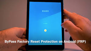 android protection bypass factory reset protection on android frp with no otg no