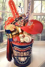 baseball gift basket 17 best images about gift baskets on unique gift