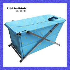 Collapsible Bathtub For Adults Folding Bathtub Bath Floating Goldberg Folding Bathtub