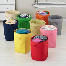 Canvas Laundry Hamper by 20 Laundry Basket Designs That Make Household Chores Stylish