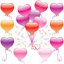 heart balloon bouquet heart balloon bouquet royalty free cliparts vectors and stock