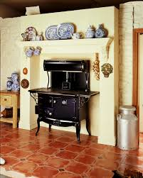 waterford stanley woodburning cookstove a popular kitchen classic