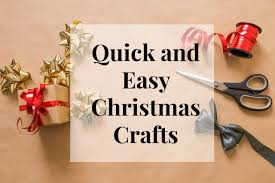 quick and easy christmas crafts salty blonde salty blonde a