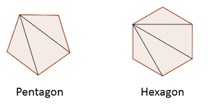 angles of polygons solutions examples worksheets videos