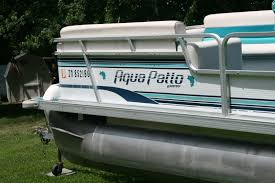 Aqua Patio Pontoon by Godfrey Marine Aqua Patio Ap 280 R Se 1997 For Sale For 10 000