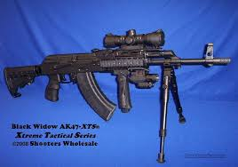 ak 47 laser light combo black widow ak47 xts extreme tactical tactedg for sale