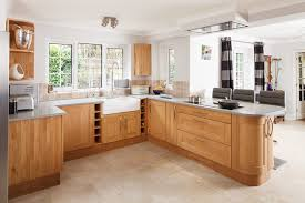 Oak Kitchen Designs Kitchen Decorating Ideas For Solid Oak Kitchens Part 3 Solid