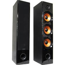 home theater with tower speakers acesonic sp 710a tower speakers pair