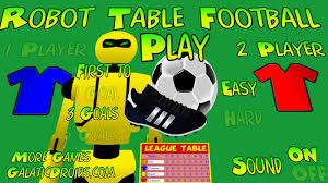 Football Swivel Chair by Robot Table Football Android Apps On Google Play