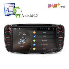 radio for ford focus android 6 0 multimedia car stereo for ford focus mondeo dvd player