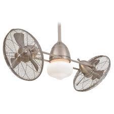 dual fan ceiling fan dual double twin motor ceiling fans dual fans at lumens com