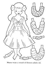 hawaiian coloring pages coloringsuite com