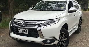 mitsubishi pajero 2016 2016 mitsubishi pajero sport review gls and exceed rugged but